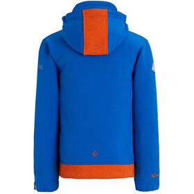 Regatta Astrox Giacca Bambino arancione/blu